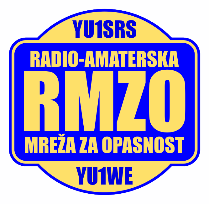 RMZO (EMERGENCY SERVICE) YU1WE