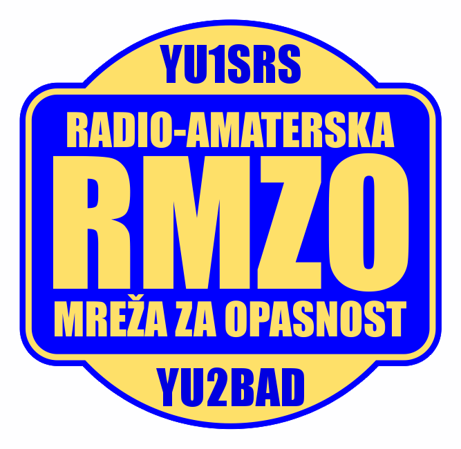 RMZO (EMERGENCY SERVICE) YU2BAD