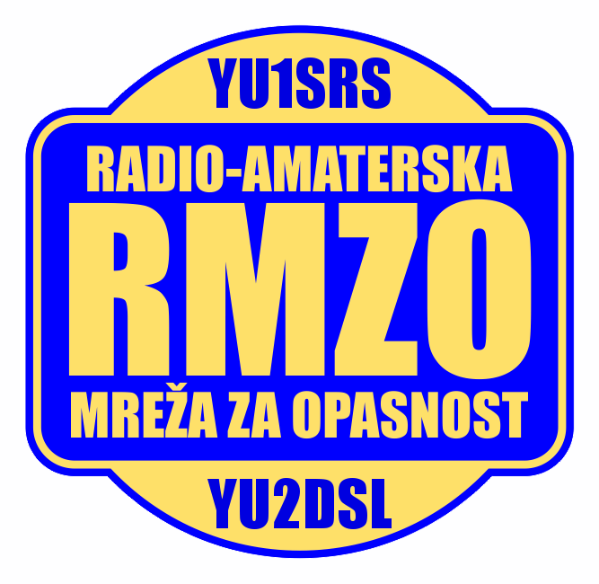 RMZO (EMERGENCY SERVICE) YU2DSL