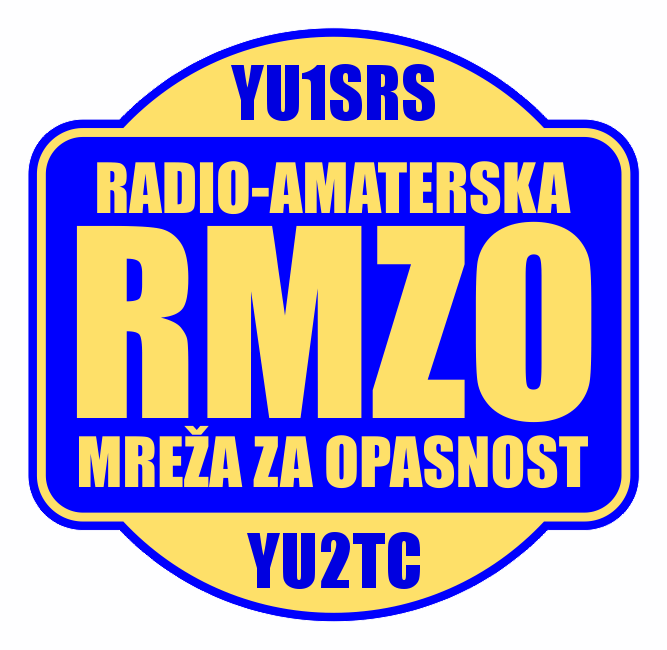 RMZO (EMERGENCY SERVICE) YU2TC