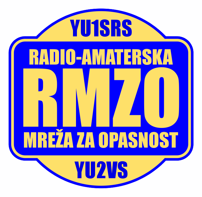 RMZO (EMERGENCY SERVICE) YU2VS