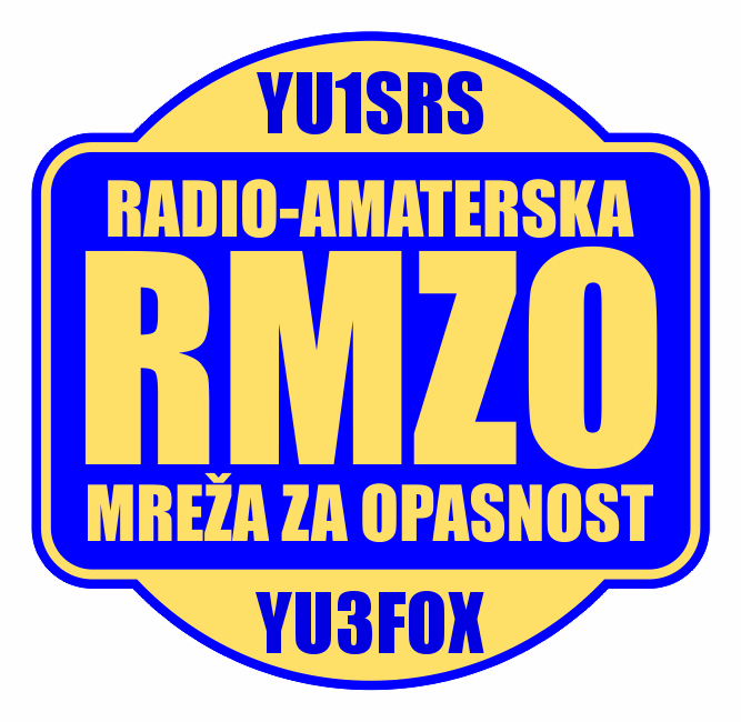 RMZO (EMERGENCY SERVICE) YU3FOX