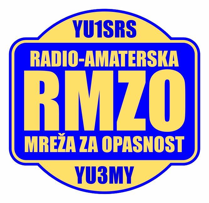 RMZO (EMERGENCY SERVICE) YU3MY