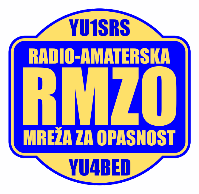 RMZO (EMERGENCY SERVICE) YU4BED