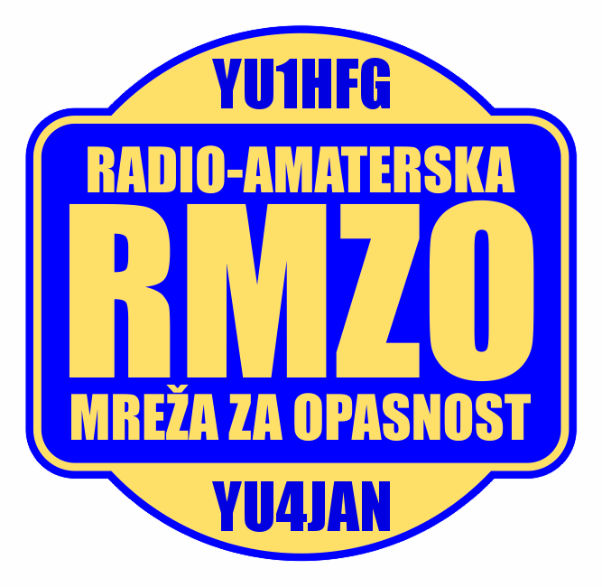 RMZO (EMERGENCY SERVICE) YU4JAN