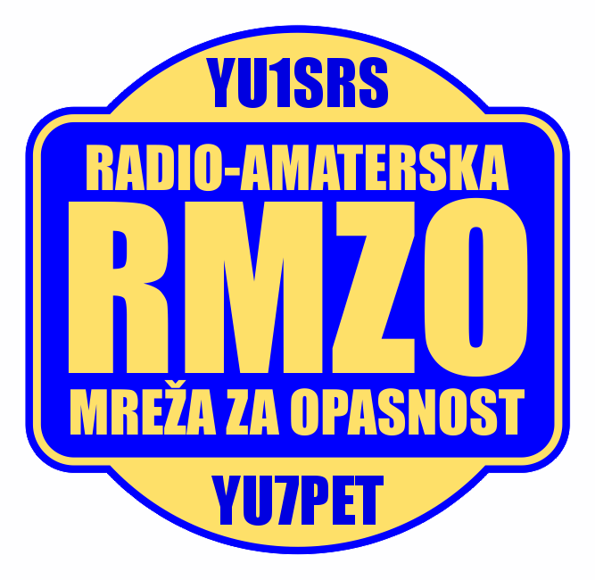 RMZO (EMERGENCY SERVICE) YU7PET